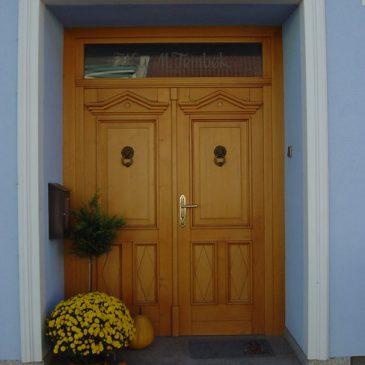 Tor und Tür im Wienviertel