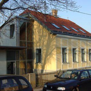 Neue Kastenfenster in historischem Haus