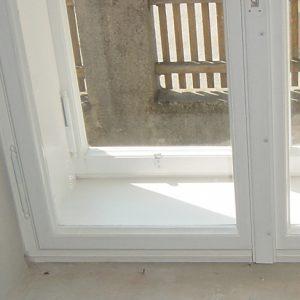 Neues Kastenfenster, Ansicht von Innen