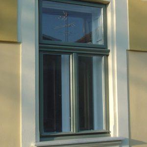 Kastenfenster im Weinviertel