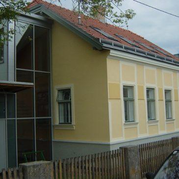 Neue Kastenfenster für Weinviertler Althaus