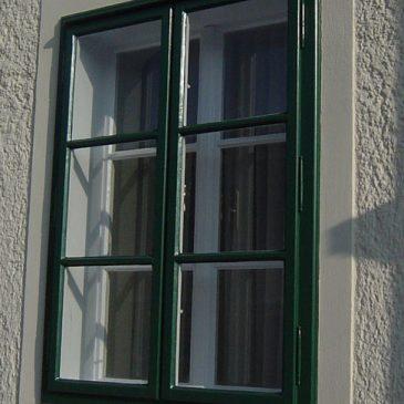 Pfarrhof in nord-östlichen Niederösterreich