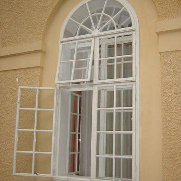 Hist. Kastenfenster Stift Schotten
