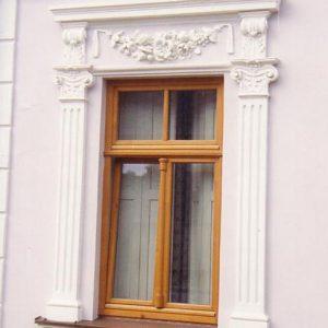 Isofenster auf Historisch