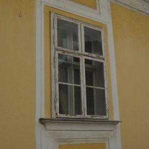 Aussenfenster vorher