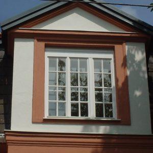 Kasten-Sprossenfenster
