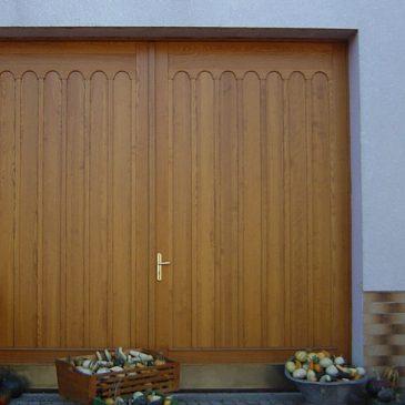 Portal im Weinviertel