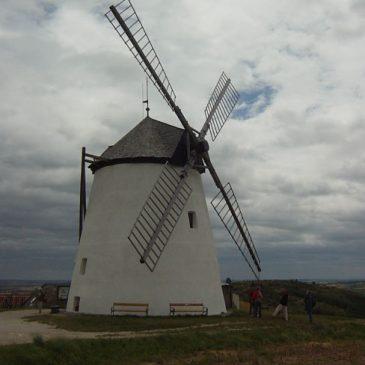 Historisches Fenster Windmühle RETZ