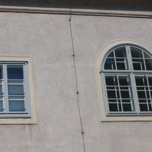 Kastenfenster neu mit Sprossen