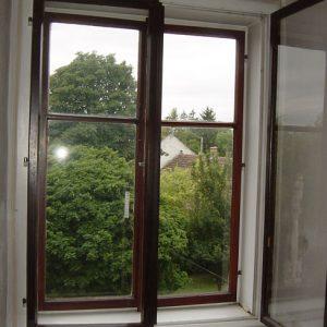 Alte Kastenfenster