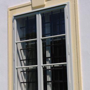 Kastenfenster Aussenansicht