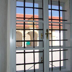 Kastenfenster Innenansicht