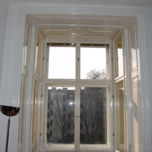 Alt Innenfenster bei Kastenfenster