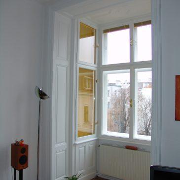 Neue Innen-Isofenster bei Kastenfenster