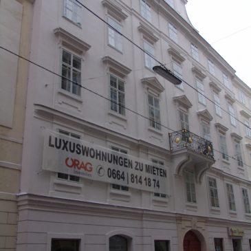 Original historische Fenster saniert