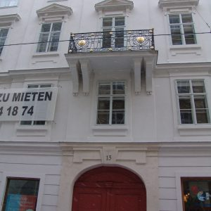 Sanierung historischer Kastenfenster