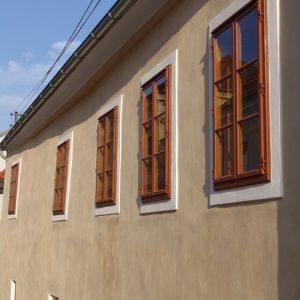 Kastenfenster aussenaufgehend