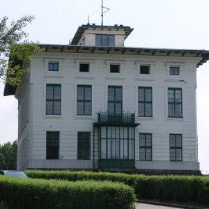 Schleusengebäude