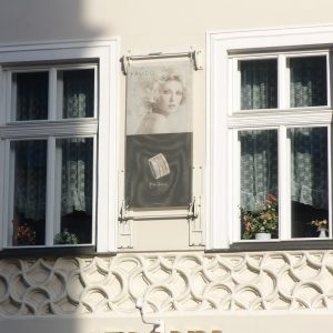 Leistenpfosten-Kastenfenster
