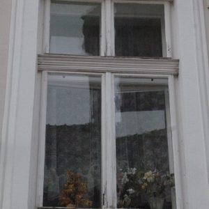 Altes Kastenfenster
