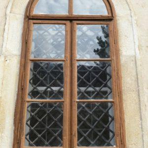 Quersprossen-Kastenfenster original