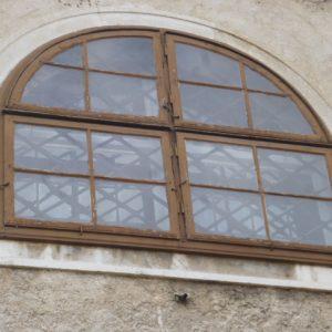 Kreuzsprossen-Kastenfenster original