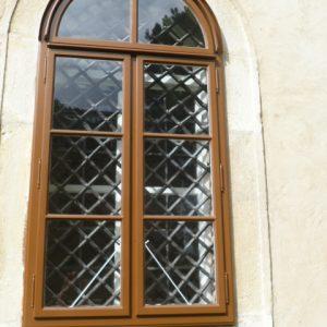 Quersprossen-Kastenfenster restauriert