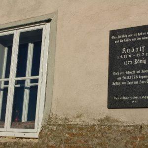 Historisches Kastenfenster