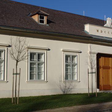 SCHOTTENHOF Generalsanierung, Kastenfenster und Tor