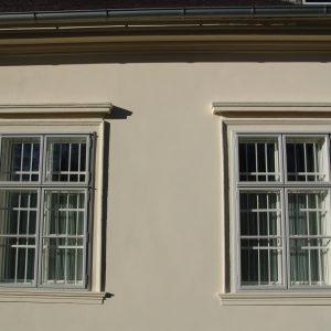 Pfostenstock - Kastenfenster