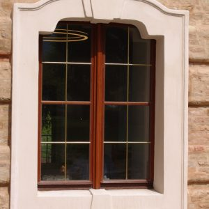 Sprossen-Fenster