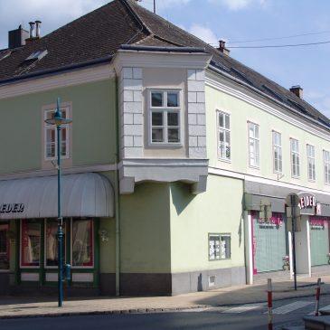 Kastenfenster im Stammhaus Elektro KEIDER in Zistersdorf