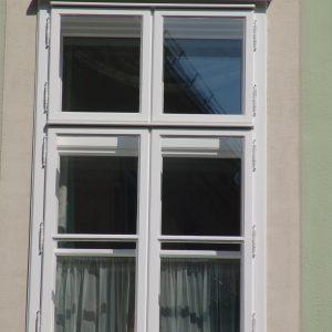 Kastenfenster mit Sprosse