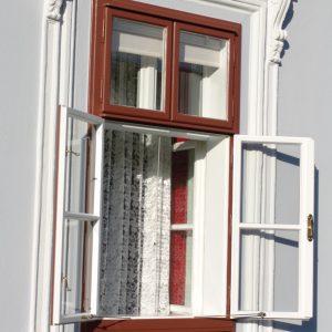 Kastenfenster offen