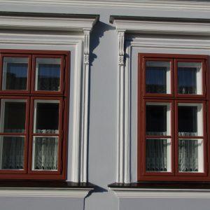 Neue Kastenfenster