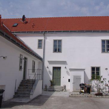 """Das """"Alte Bier-Brauhaus"""" in Leobendorf"""