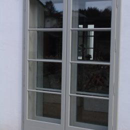 Französische Kastenfenster